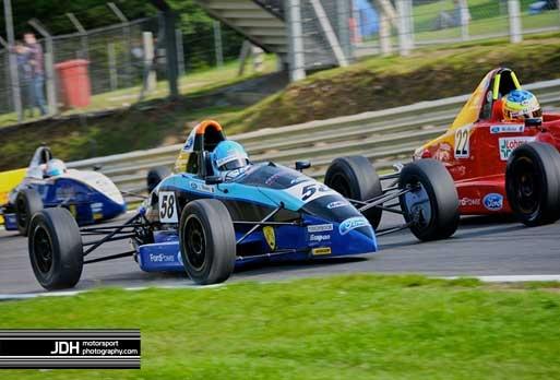 Linton Stutely Enigma Motorsport / Rendez-Vous Racing Mygale