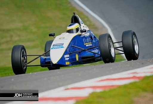Matt Rao Fluid Motorsport Van Diemen