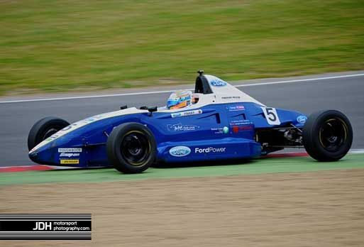 Matthew Parry Fluid Motorsport Van Diemen