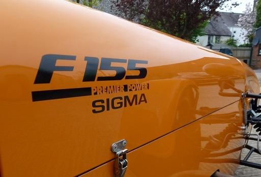 F155 Sigma Caterham