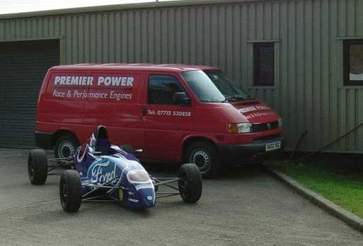 Formula Ford & Premier Power