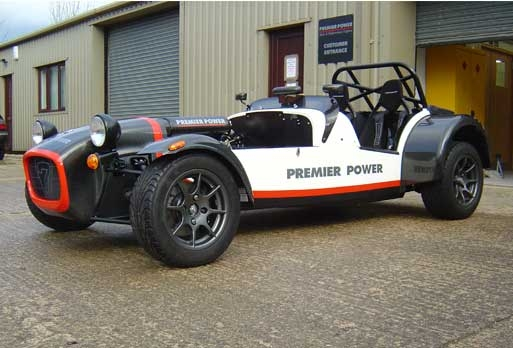Premier Power F200 Caterham Superlight