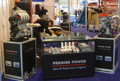 Premier Power Stand in all it's glory