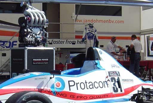 Atte Lehtonen's Premier-Powered RDF Juno