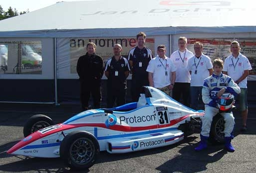 Premier Power & RDF Race Team