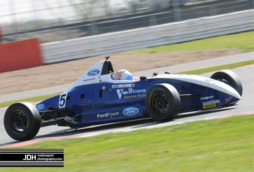 Matthew Parry's Premier-Powered Fluid Motorsport