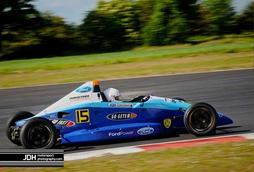Cavan Corcoran's Premier-Powered Getem Racing Mygale