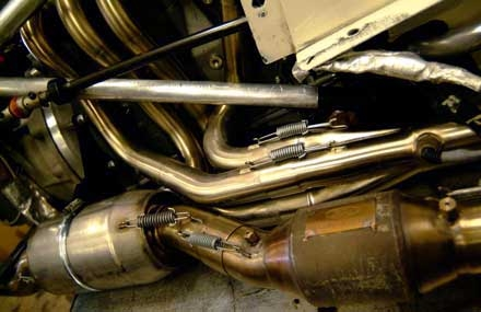 Premier Power Formula Ford Exhaust