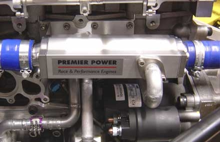 Installed as part of Premier Power EPS