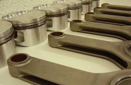 Premier Power Performance Pistons