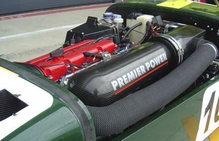 Premier Power Sigma Installation