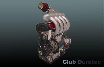 1.6 Club Duratec Engine