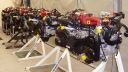 Premier Power Buildshop sporting newly built engines